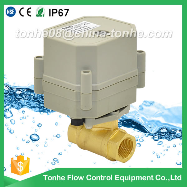 A20-T10-B2-C CR2 02 normally closed 230V motorized valve